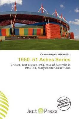 1950-51 Ashes Series
