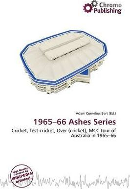 1965-66 Ashes Series