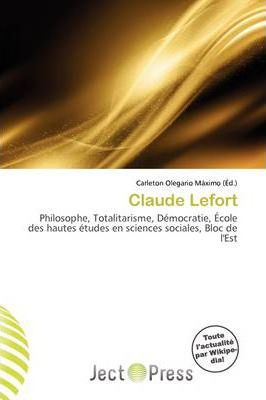 Claude Lefort