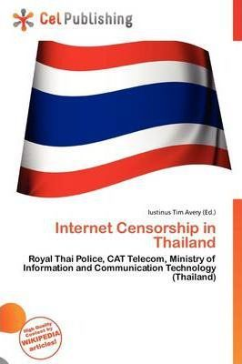 Internet Censorship in Thailand