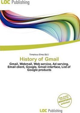 History of Gmail