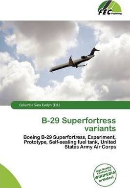 B-29 Superfortress Variants
