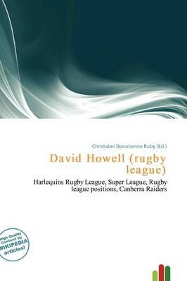 David Howell (Rugby League)