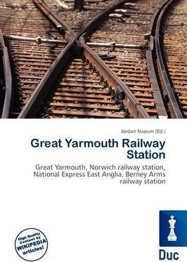 Great Yarmouth Railway Station