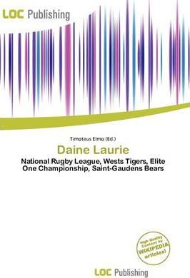 Daine Laurie
