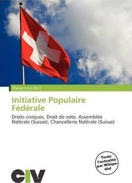 Initiative Populaire F D Rale