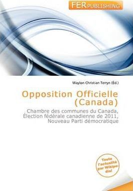 Opposition Officielle (Canada)