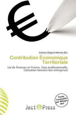 Contribution Conomique Territoriale