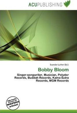 Bobby Bloom