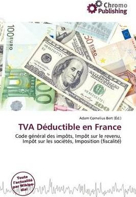 TVA D Ductible En France