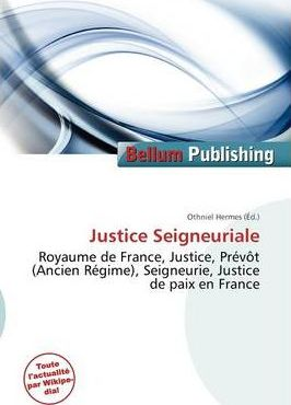 Justice Seigneuriale