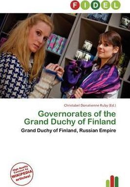 Governorates of the Grand Duchy of Finland