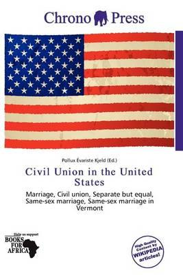 Civil Union in the United States