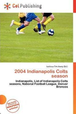 2004 Indianapolis Colts Season