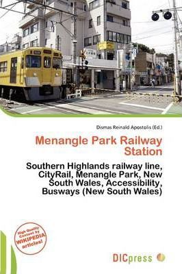Menangle Park Railway Station