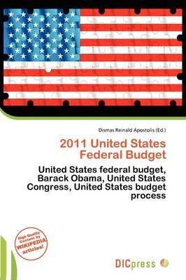 2011 United States Federal Budget