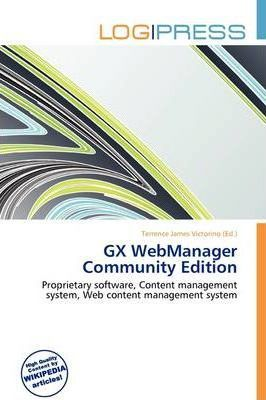 Gx Webmanager Community Edition