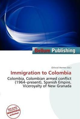 Immigration to Colombia