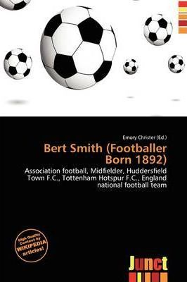 Bert Smith (Footballer Born 1892)
