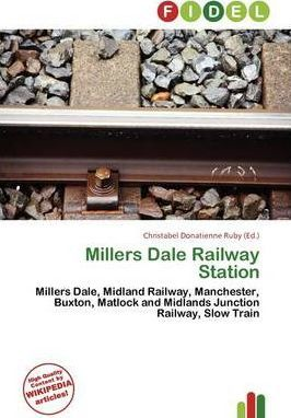 Millers Dale Railway Station