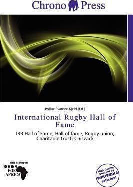 International Rugby Hall of Fame
