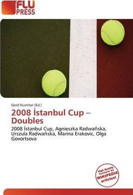2008 Stanbul Cup - Doubles