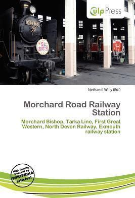 Morchard Road Railway Station