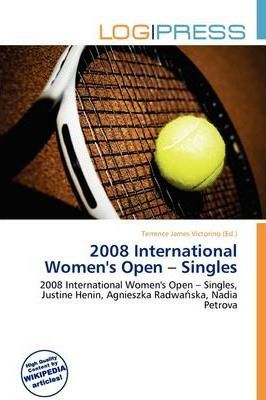 2008 International Women's Open - Singles