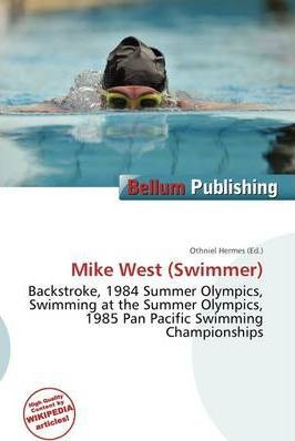 Mike West (Swimmer)