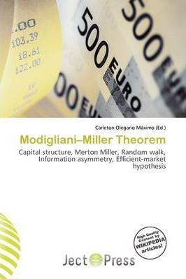 Modigliani-Miller Theorem