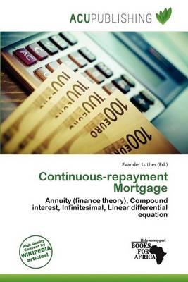 Continuous-Repayment Mortgage