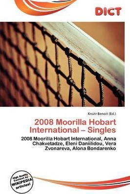 2008 Moorilla Hobart International - Singles