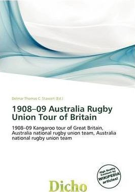 1908-09 Australia Rugby Union Tour of Britain