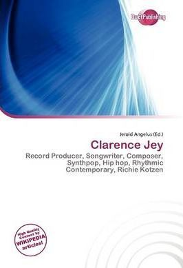 Clarence Jey