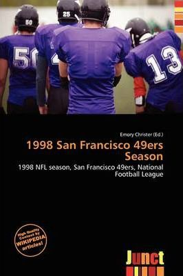 1998 San Francisco 49ers Season