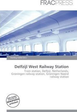 Delfzijl West Railway Station