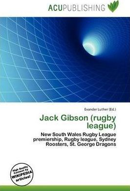 Jack Gibson (Rugby League)