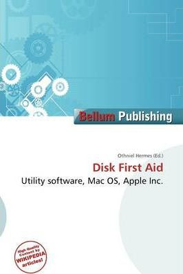 Disk First Aid