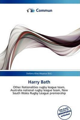 Harry Bath