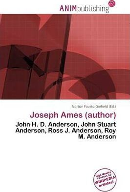 Joseph Ames (Author)