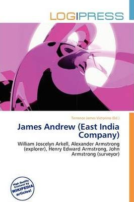 James Andrew (East India Company)