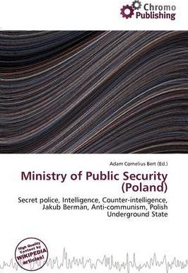 Ministry of Public Security (Poland)