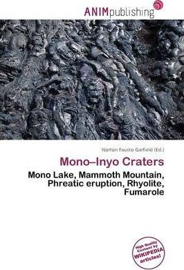 Mono-Inyo Craters