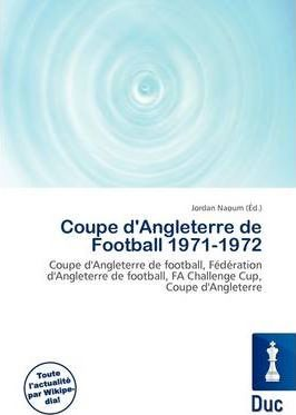 Coupe D'Angleterre de Football 1971-1972