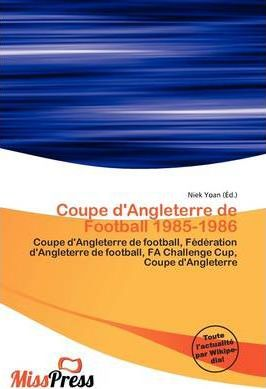 Coupe D'Angleterre de Football 1985-1986