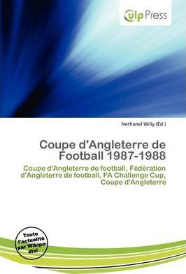 Coupe D'Angleterre de Football 1987-1988