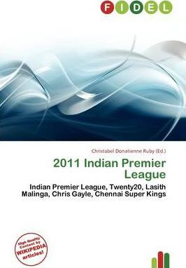 2011 Indian Premier League
