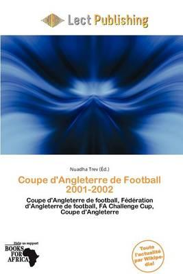 Coupe D'Angleterre de Football 2001-2002