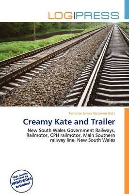 Creamy Kate and Trailer