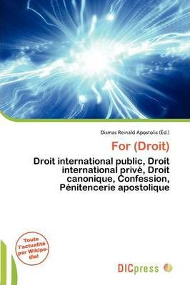 For (Droit)